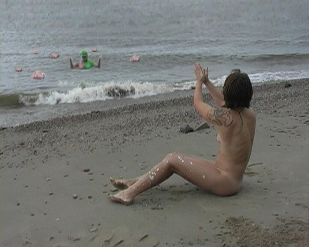 """Filmstill aus der """"Die Seejungfrau und der Seejunggeselle"""""""